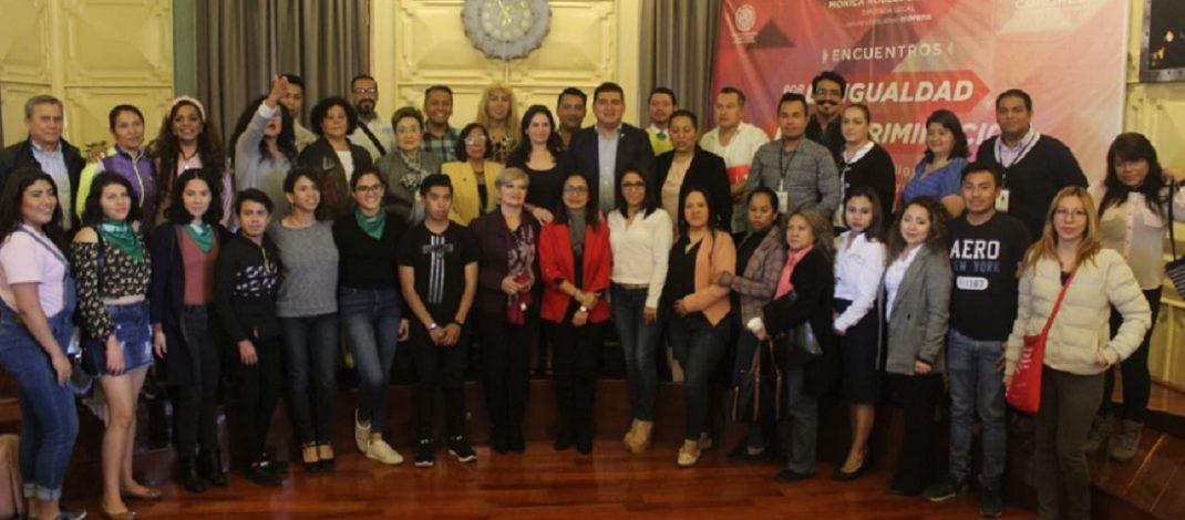 Leyes deben garantizar igualdad y no discriminación: Mónica Robles