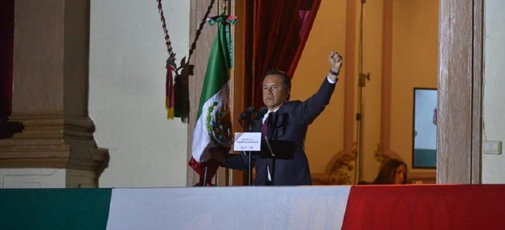El Grito de Independencia en Veracruz será virtual: Cuitláhuac García