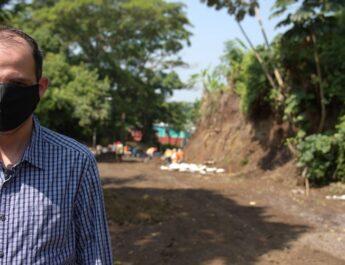 """""""Con pavimentación, ampliación de red de drenaje sanitario y red hidráulica, mejoramos la vida en El Cebollal"""" Tavo Pérez"""