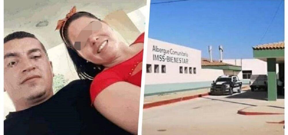 Sujeto se disfraza de enfermero para entrar a hospital y asesinar a su expareja… luego se suicida