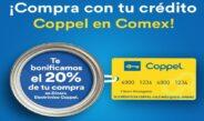 COMPRA CON TU CRÉDITO COPPEL EN COMEX