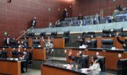 Senado de México retira el fuero al presidente