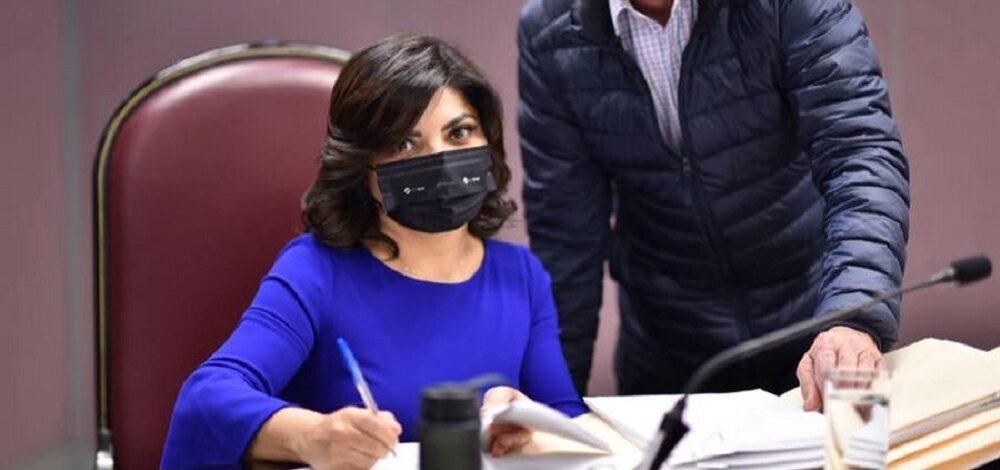 Plantea PRI-PVEM ley que haría obligatorio el uso de cubrebocas en la entidad