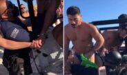 Acusan a policías de intentar arrestar a hombres gays por besarse en Quintana Roo