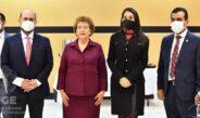 Participa Fiscal General en Simposio de Medios Alternativos para la Resolución de Conflictos
