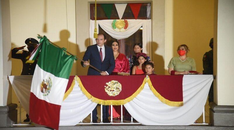 «Conmemoramos nuestra independencia y libertad con orgullo y respeto»: Tavo Pérez