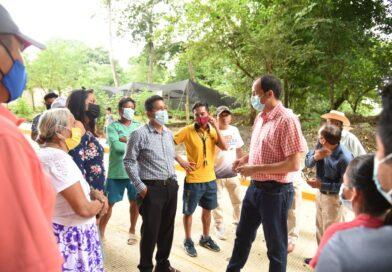 «En El Nacaxtle pudimos hacer el cambio en cuatro años»: Tavo Pérez